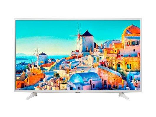 4K (Ultra HD) телевизор LG 43UH619V