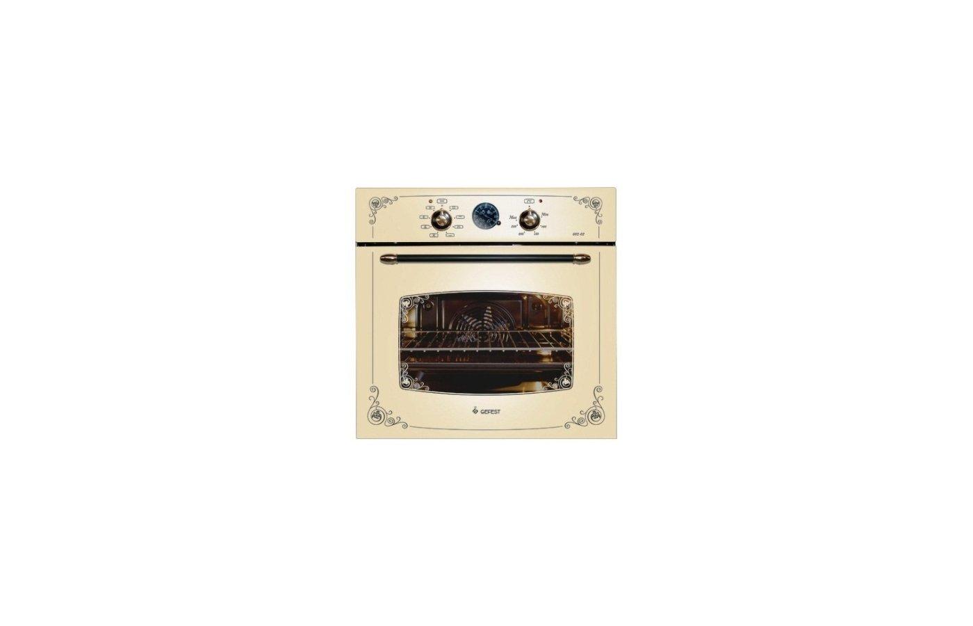 Духовой шкаф GEFEST ЭДВ ДА 602-02 К71