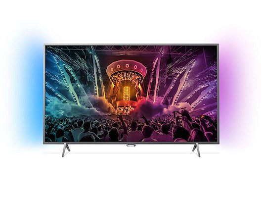 4K (Ultra HD) телевизор PHILIPS 49PUS 6401/60