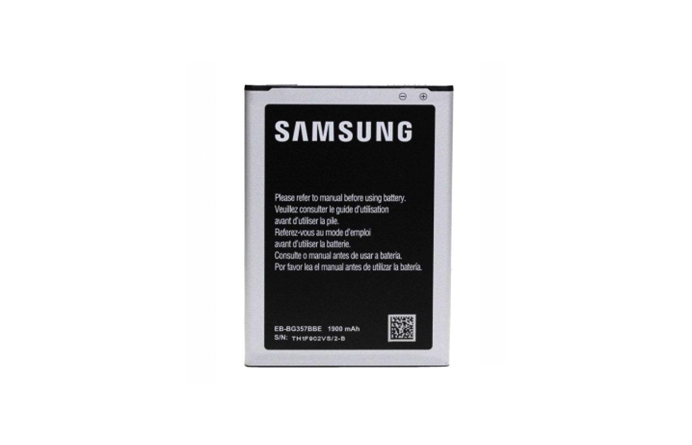 Аккумулятор Partner для Samsung EB-BG357BBE 1900mAh (ПР034150)
