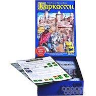 Фото Настольная игра Hobby World 1111 Каркассон (2-е рус. изд.)