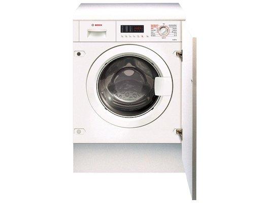 Встраиваемые стиральные машины BOSCH WKD 28540 OE