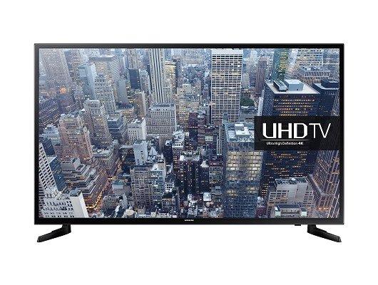 4K (Ultra HD) телевизор SAMSUNG UE 55JU6000