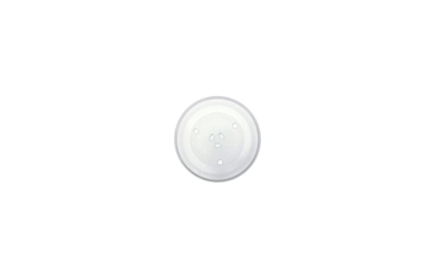 Тарелка для СВЧ AKSEL/EURO EUR N-06 Тарелка для СВЧ