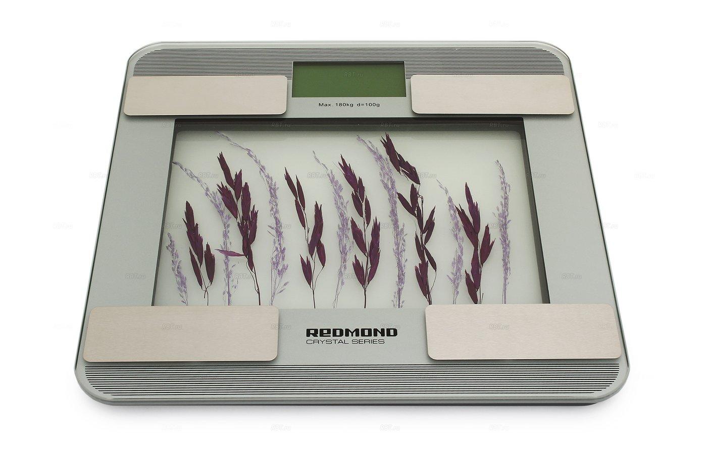Весы напольные REDMOND RS-730 серый
