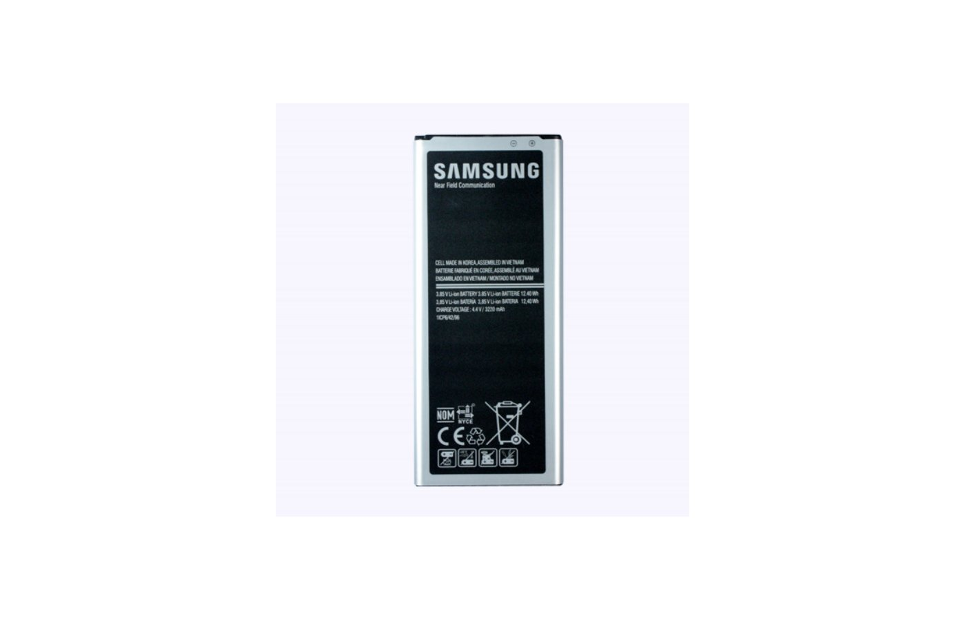 Аккумулятор Partner для Samsung EB-L1F2HVU 1720mAh (ПР034183)