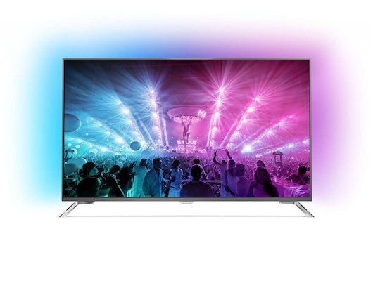 4K (Ultra HD) телевизор PHILIPS 49PUS 7101/60