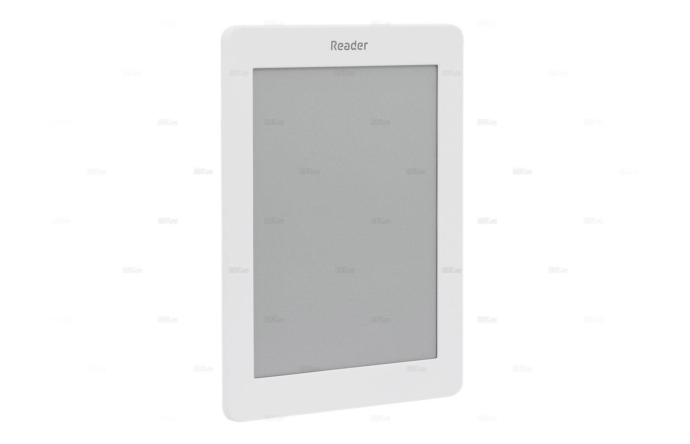 Электронные книги Reader Book 2 white black