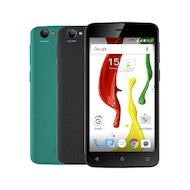 Фото Смартфон Fly FS505 Nimbus 7 Black+Green
