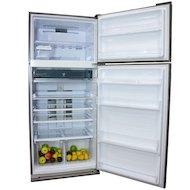 Фото Холодильник SHARP SJ-XE55PMSL