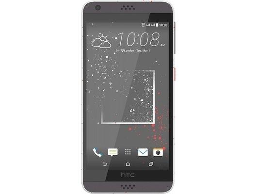 Смартфон HTC Desire 630 DS EEA Sprinkle White