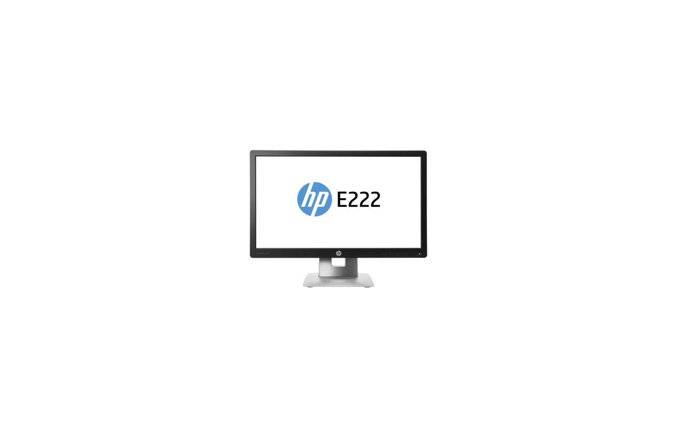 """ЖК-монитор 22"""" HP EliteDisplay E222 /M1N96AA/"""