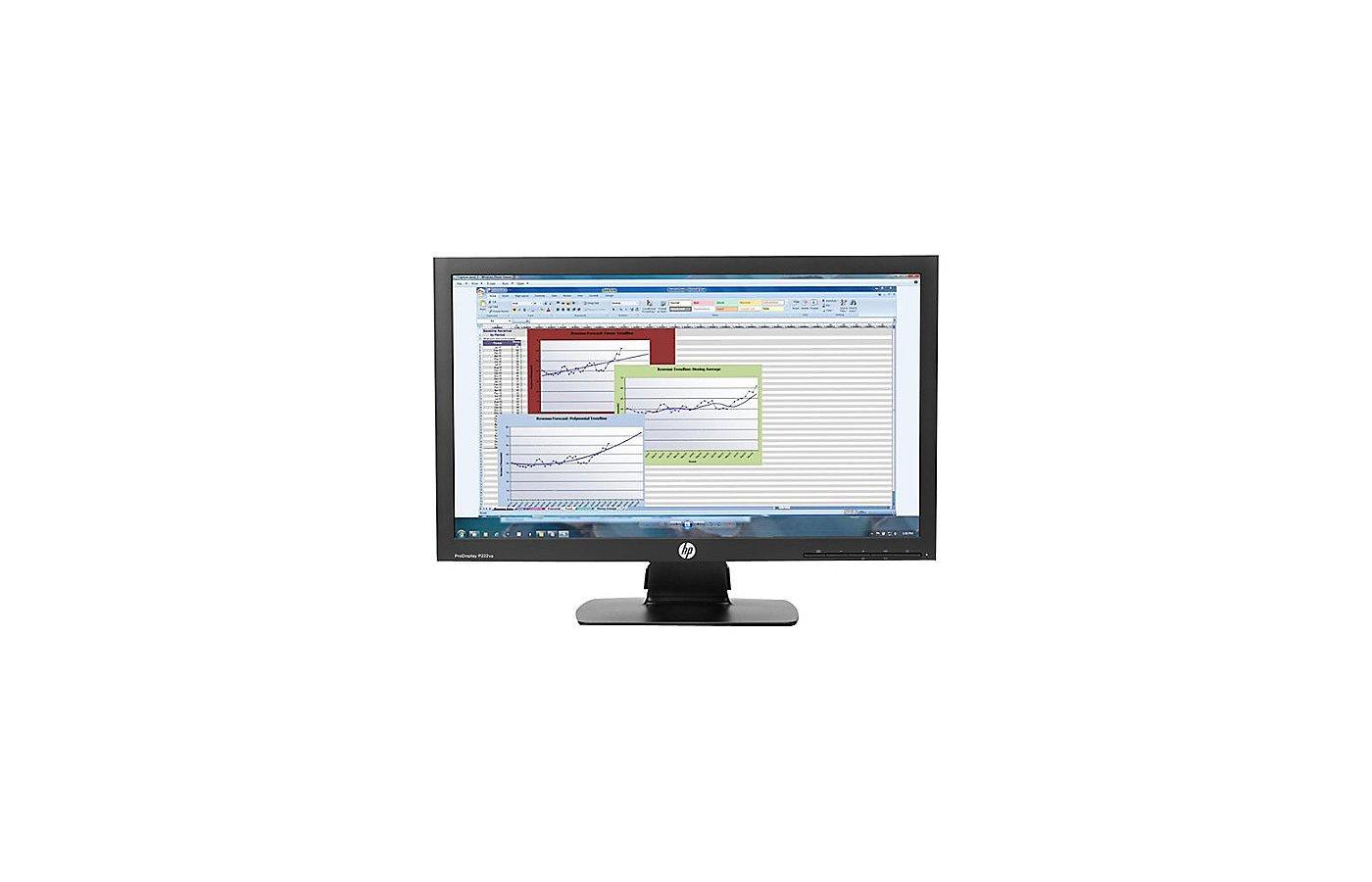 """ЖК-монитор 22"""" HP ProDisplay P222va /K7X30AA/"""