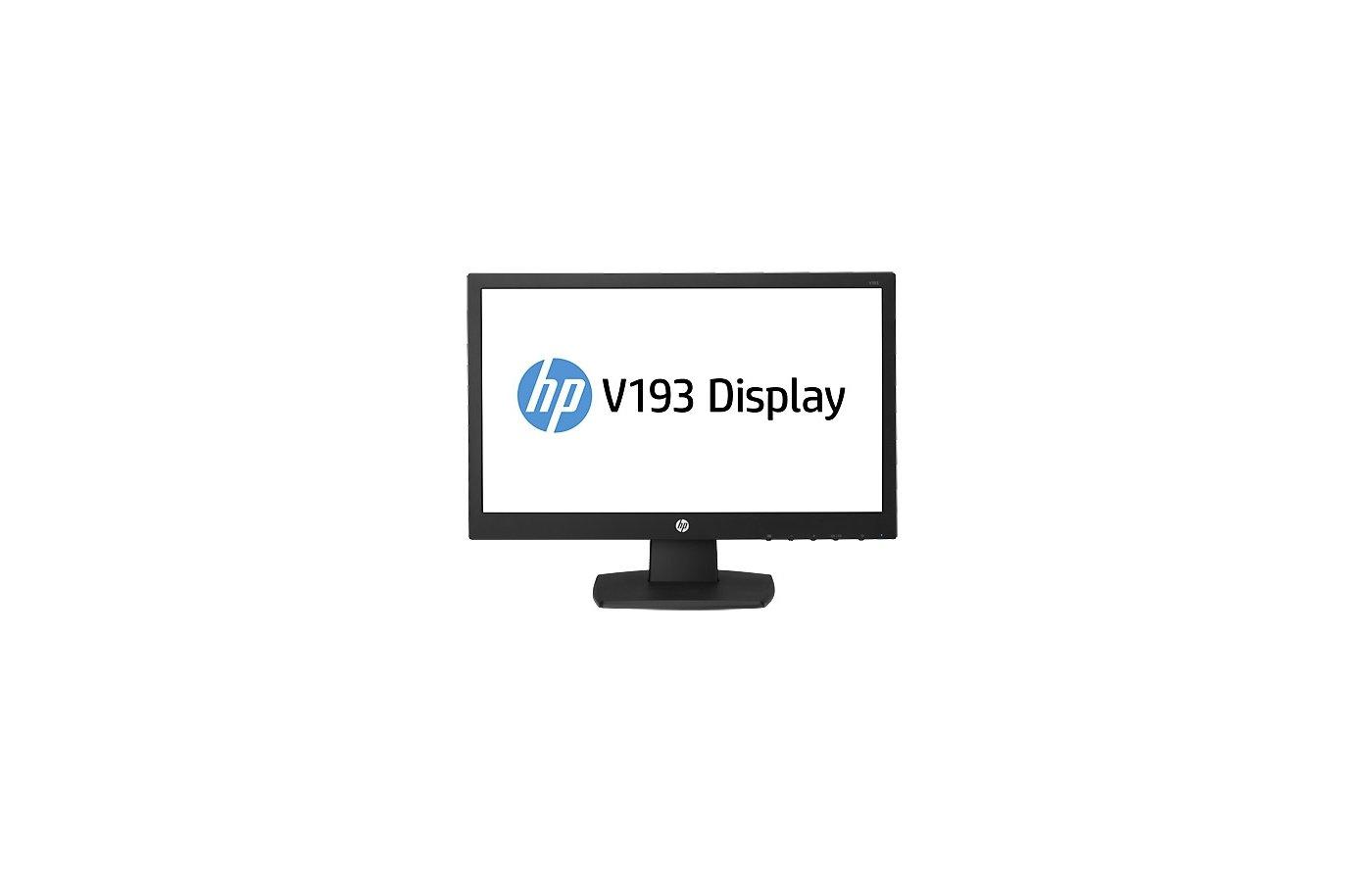 """ЖК-монитор 22"""" HP V196 /M7F91AA/"""