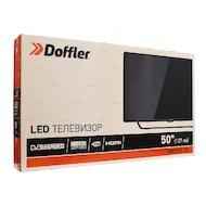 Фото LED телевизор DOFFLER 50CF 37-T2
