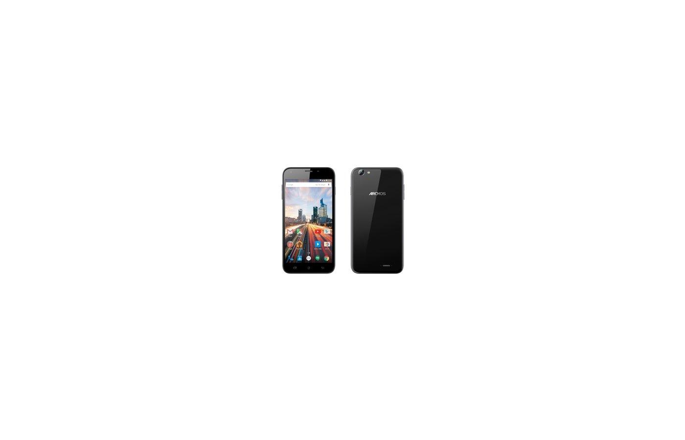 Смартфон Archos 55 Helium+ 4G Black