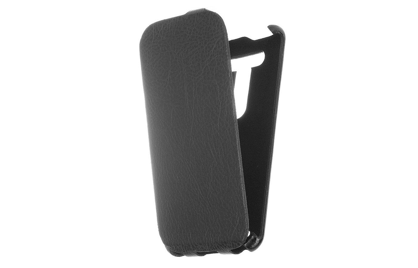 Чехол iBox Premium для Asus ZenFone 2 Lazer (ZE500KL/ZE500KG) черный
