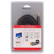 Кабель BELSIS BGL 1142 HDMI(m) - HDMI(m) 5м. ver.1.4