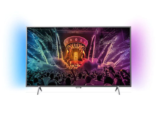 4K (Ultra HD) телевизор PHILIPS 43PUS 6401/60