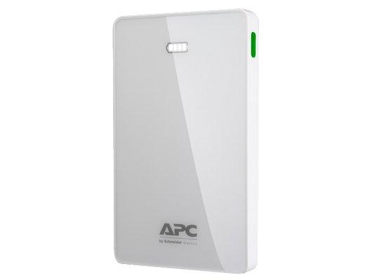 Портативный аккумулятор APC M10WH-EC APC Mobile Power Pack, 10000mAh Li-polymer, White (EMEA/CIS/MEA)