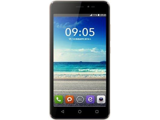 Смартфон BQ BQS-5025 HighWay Silver