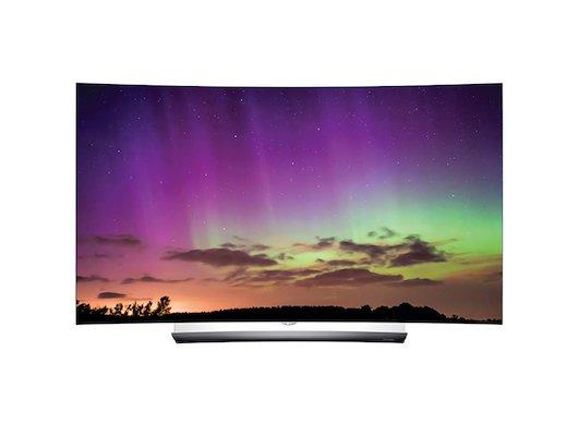 4K 3D (Ultra HD) телевизор LG 55C6V