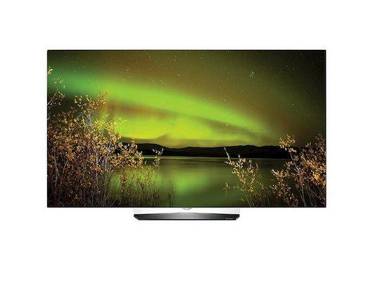4K (Ultra HD) телевизор LG 55B6V