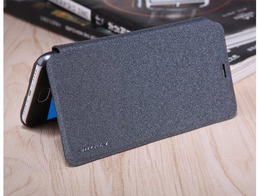 Чехол Nillkin Sparkle для Meizu M3s mini черный