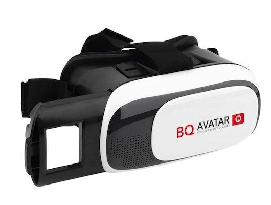 Очки виртуальной реальности BQ-VR 001 Avatar белый