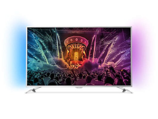 4K (Ultra HD) телевизор PHILIPS 43PUS 6501/60