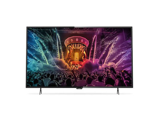 4K (Ultra HD) телевизор PHILIPS 43PUT 6101/60