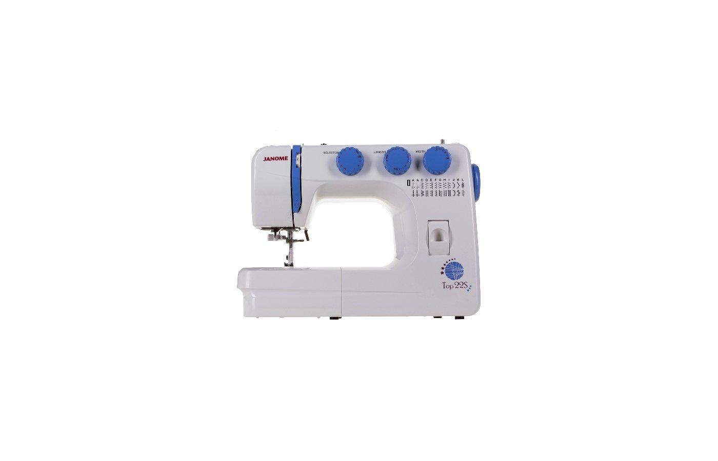 Швейная машина JANOME 22S