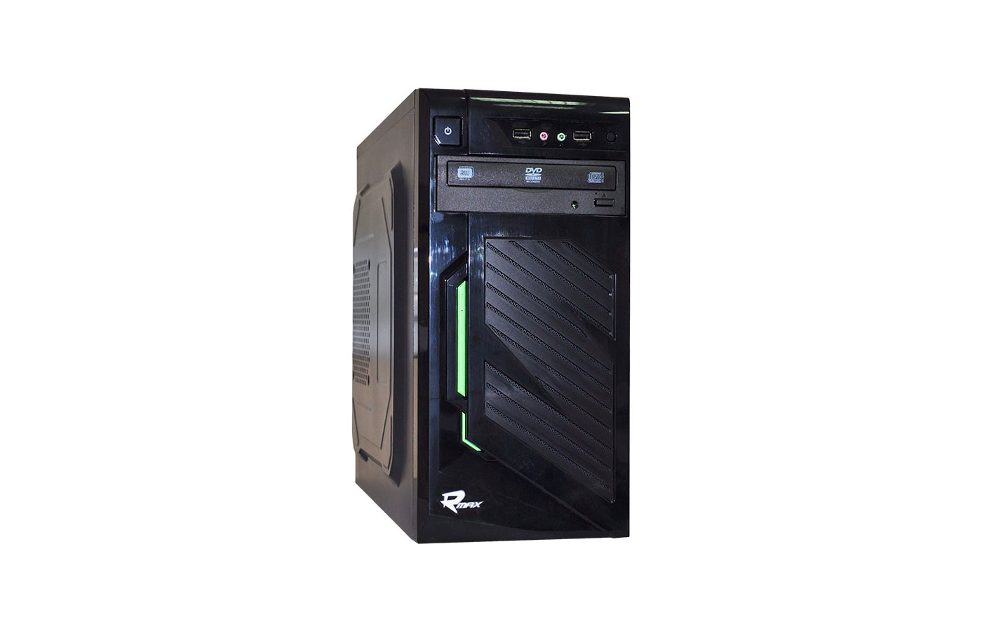 Системный блок Rmax 309 Office Pro intel i3 370M 2.4Gh/8Gb/500Gb/DVDRW/Win7