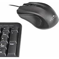 Фото Клавиатура + мышь Oklick 600M черный USB