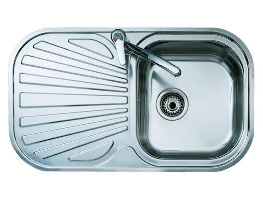 Кухонная мойка TEKA STYLO 1B 1D Лен (10107043)