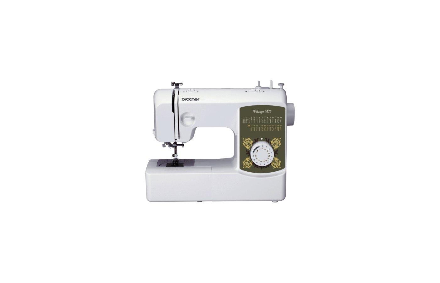 Швейная машина BROTHER Vitrage M 75