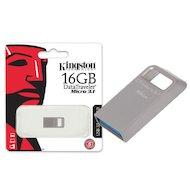 Фото Флеш-диск Kingston 16Gb DataTraveler Micro 3.1 DTMC3/16GB USB3.1 серебристый