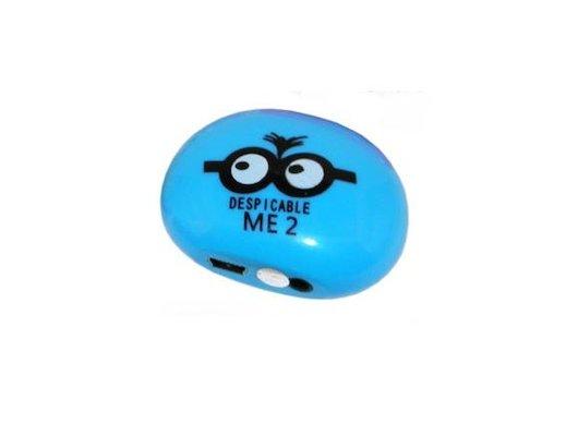 МР3 плеер Живи музыкой 001 Миньон синий
