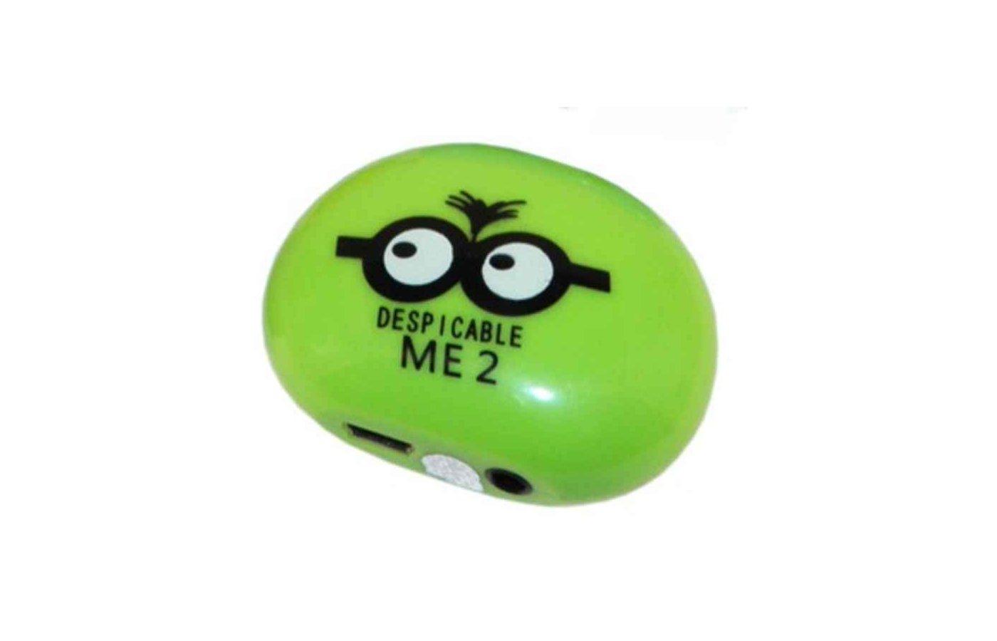 МР3 плеер Живи музыкой 001 Миньон зеленый