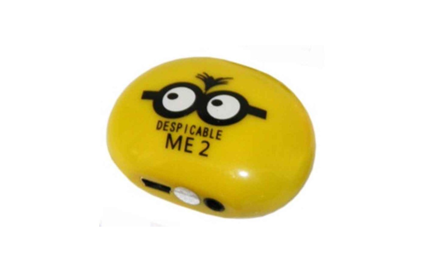 МР3 плеер Живи музыкой 001 Миньон желтый