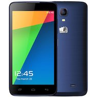 Смартфон Micromax Q383 BOLT Blue