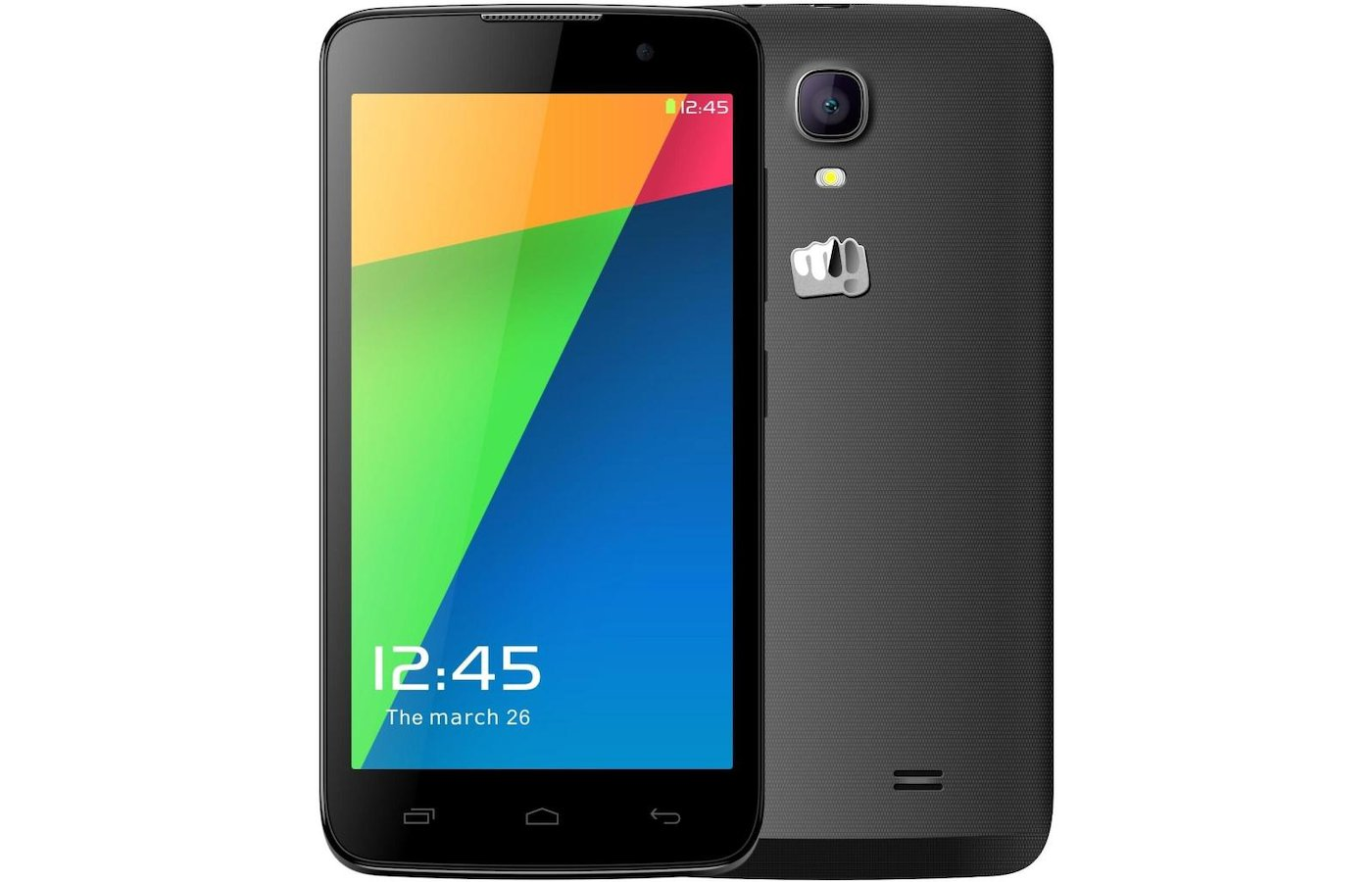 Смартфон Micromax Q383 BOLT Black