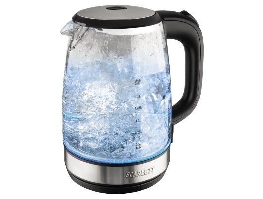 Чайник электрический Scarlett SC-EK27G16