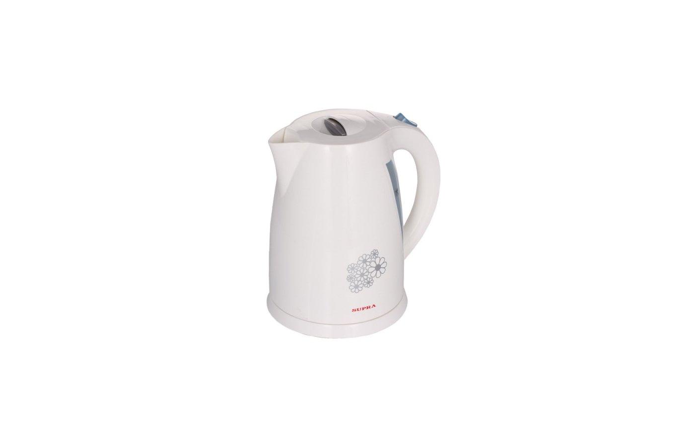 Чайник электрический  SUPRA KES-1705 white