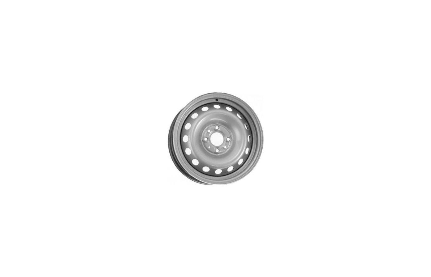 Диск Trebl X40014 6x15/4x100 D60.1 ET36 Silver