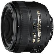 Объектив Nikon 50mm f/1.4G AF-S Nikkor (JAA014DA)