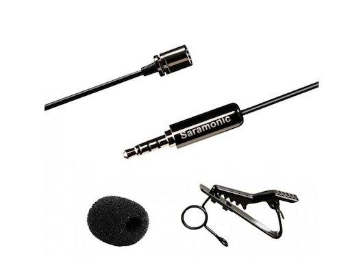 Микрофон Saramonic SR-LMX1 для iPhone/iPad