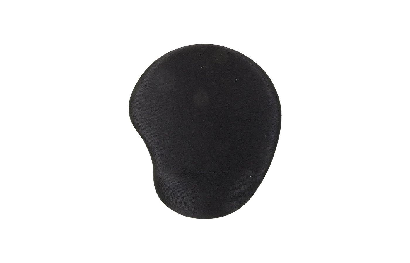 Коврик для мыши BURO BU-GEL черный