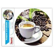 Фото Коврик для мыши BURO BU-T60051 рисунок/кофе