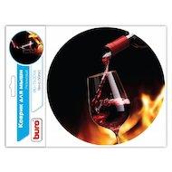 Фото Коврик для мыши BURO BU-T60056 рисунок/вино